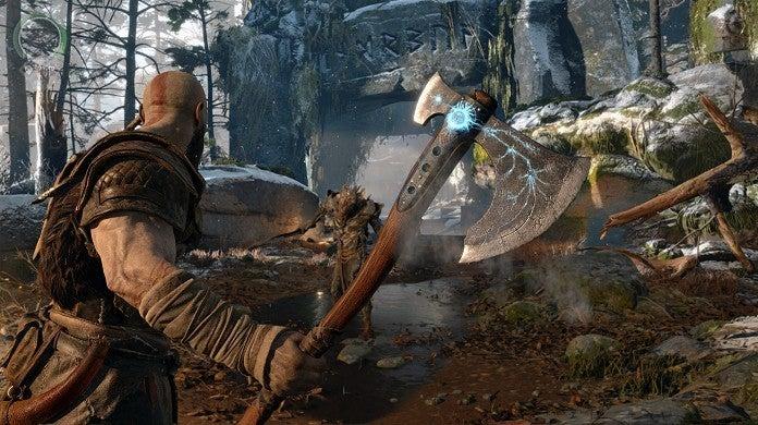 God Of War Fan Creates Beautiful Leviathan Axe Replica