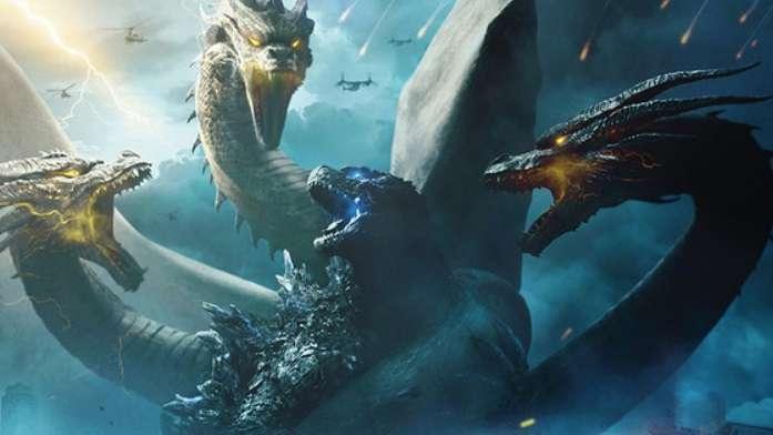 Godzilla Ghidorah 1