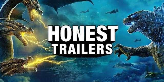 Godzilla: King of the Monsters Gets Brutal Honest Trailer