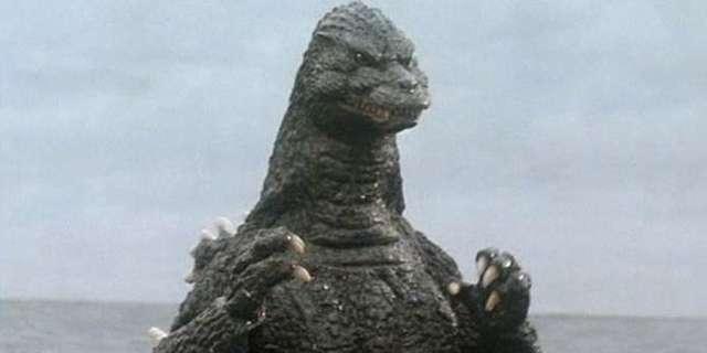 Godzilla Takes Over Lake Ontario Harbor