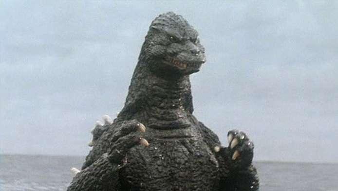 Godzilla Water