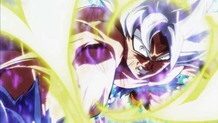 Goku Angry