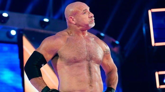 Goldberg-WWE