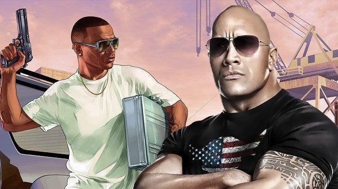 Grand Theft Auto The Rock