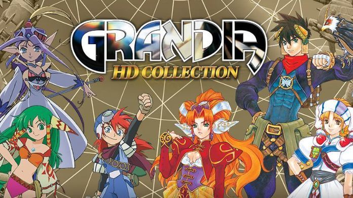 Grandia HD Collection Coming to Nintendo Switch Next Week