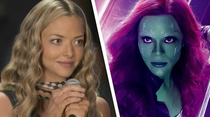 guardians of the galaxy amanda seyfried gamora