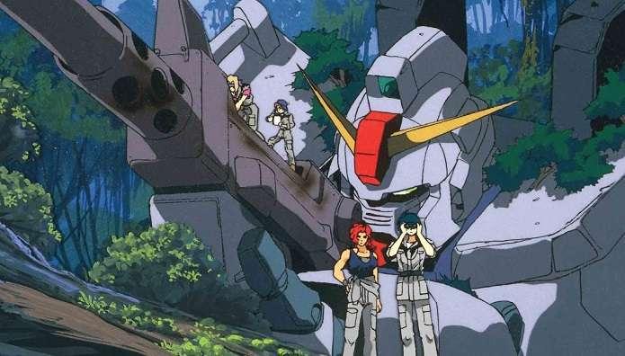 Gundam Couple