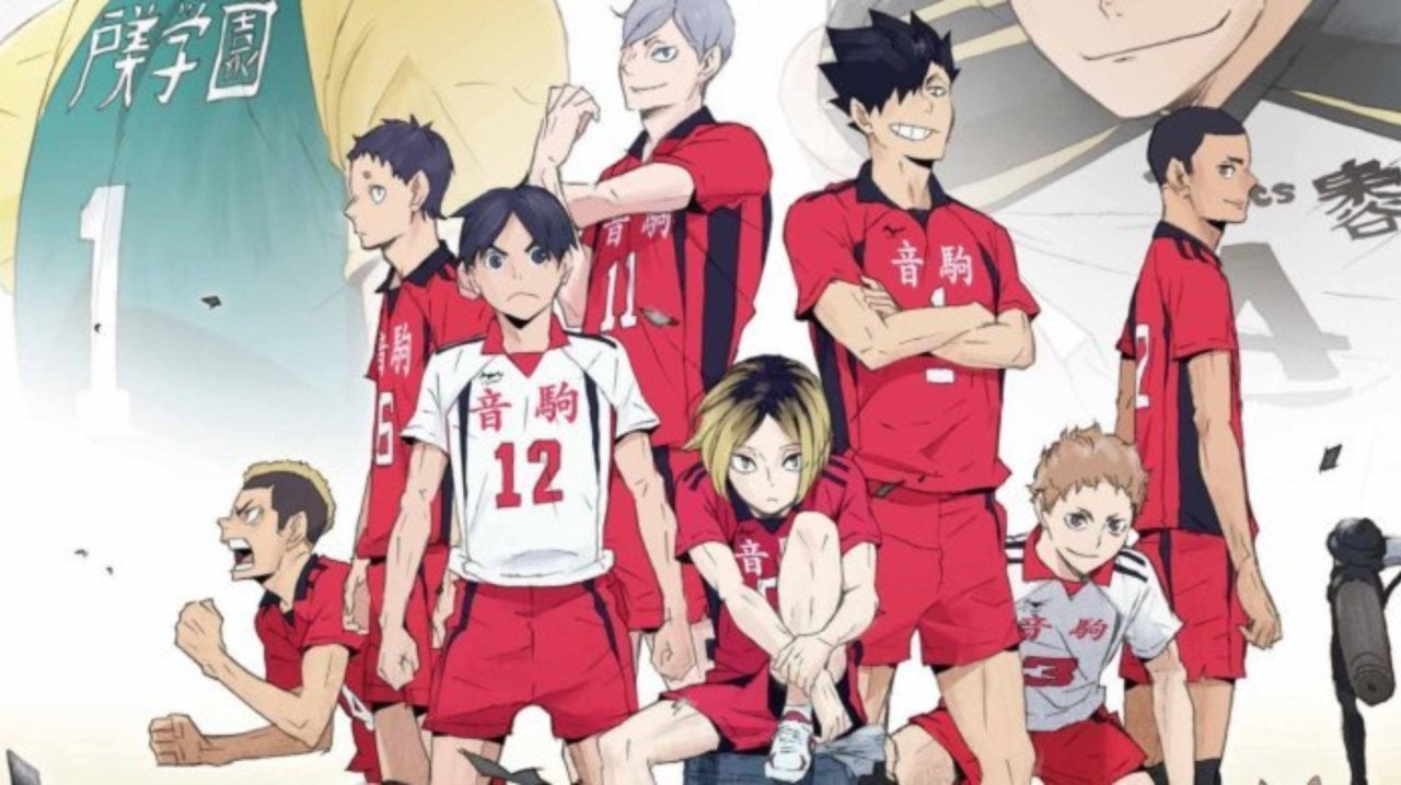 Haikyu!! Announces New OVA Special