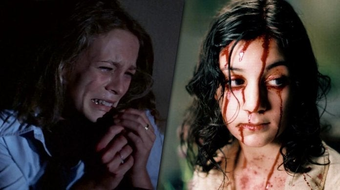 halloween movie let the right one in