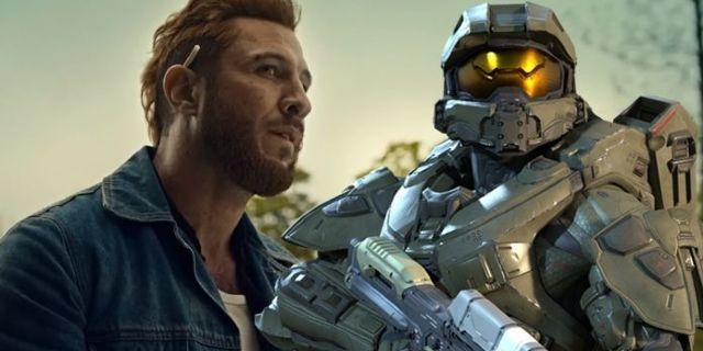 Halo Reveals New Photo of Master Chief Actor Pablo Schreiber