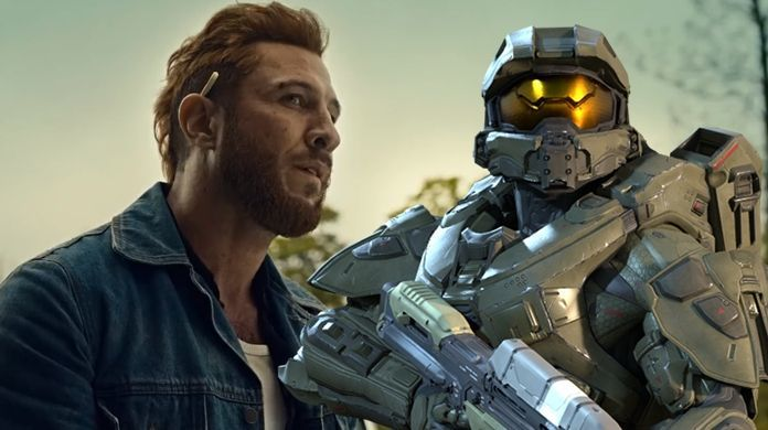 halo tv show showtime pablo schreiber master chief