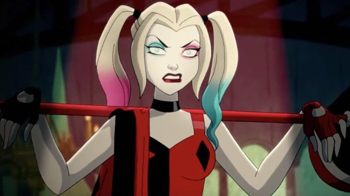 harley quinn dc universe animated series