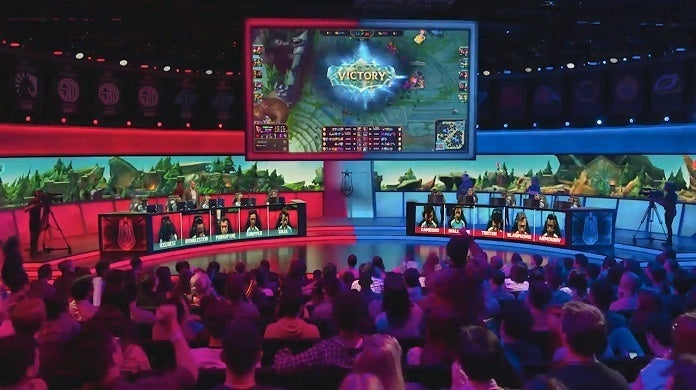 HBO Ballers League of Legends
