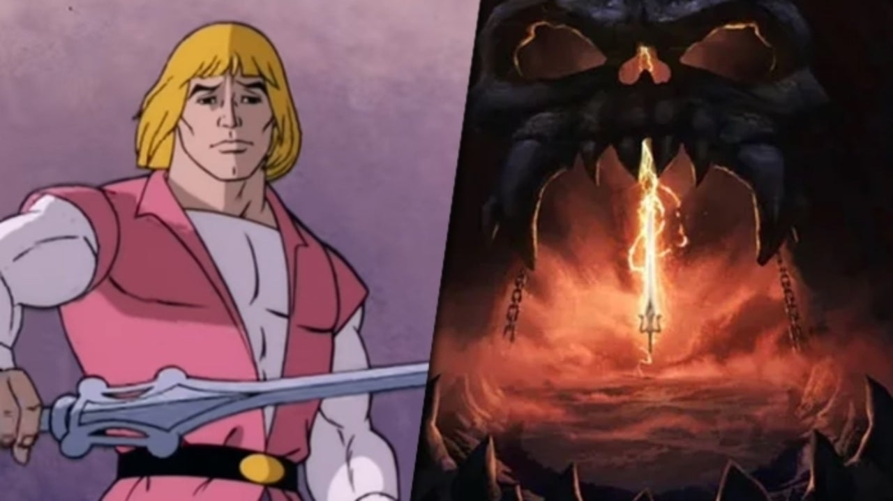 Kevin Smith's New He-Man Anime Reveals Synopsis