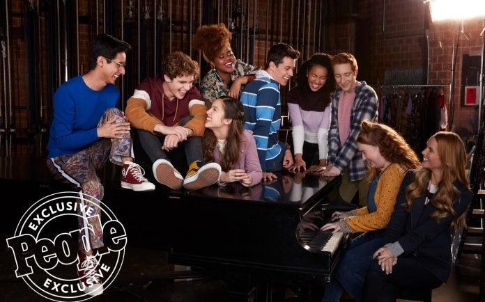 High School Musical TV Series Disney Plus