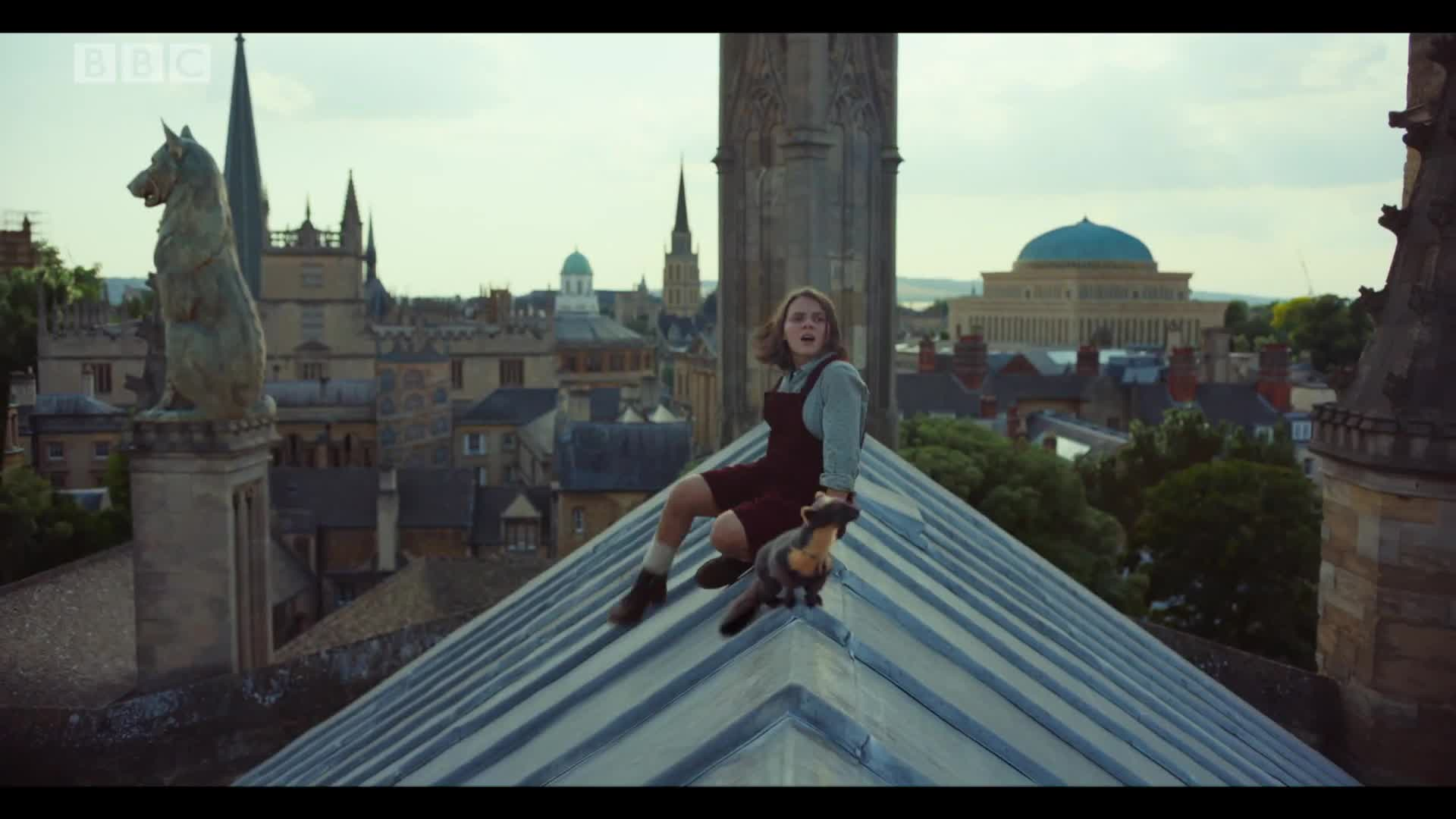 His Dark Materials Trailer - One Girl Will Change Worlds [HD] screen capture