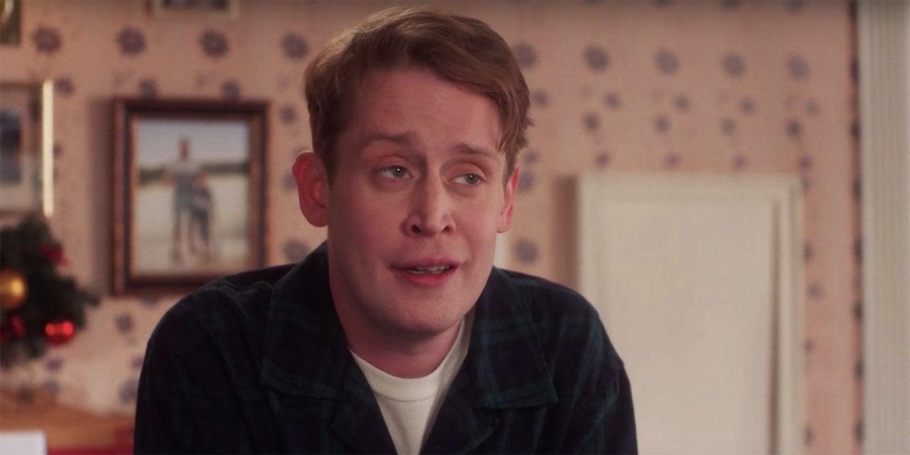 Home Alone Remake Macaulay Culkin DIsney