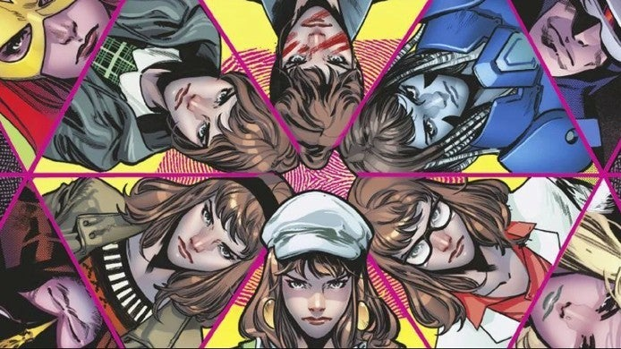 House of X 2 Moira MacTagger Mutant Powers Reboot Marvel Universe