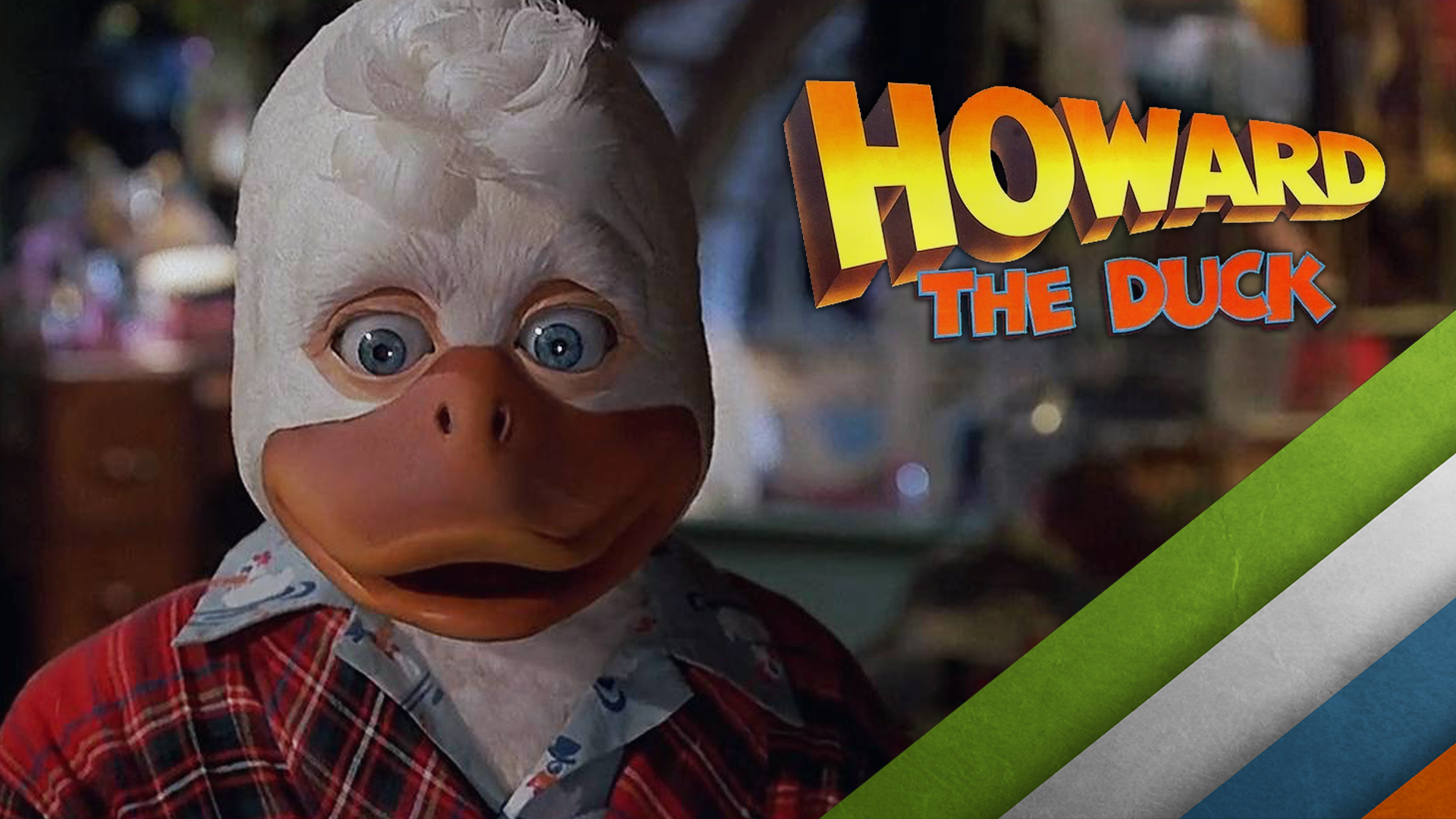 HOWARD THE DUCK (1986) - Retro Movie Review screen capture