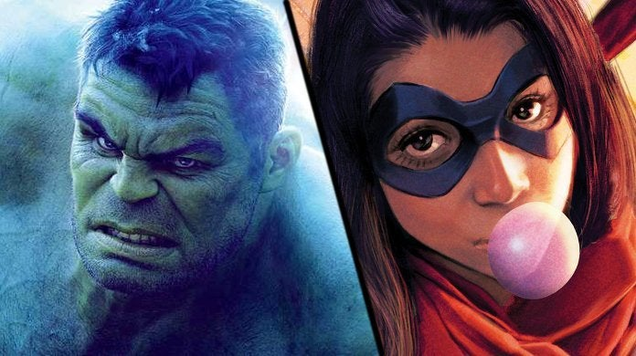 Hulk ms Marvel