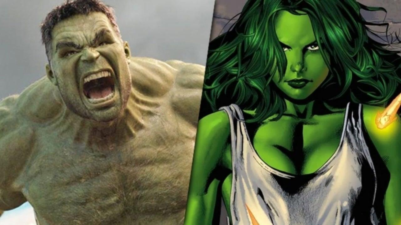Mark Ruffalo Welcomes She-Hulk to MCU