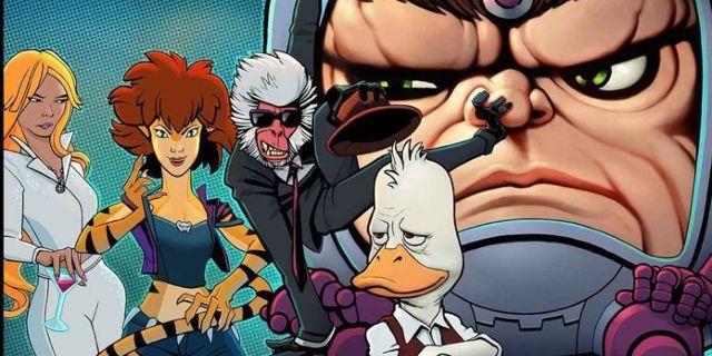 Jeph Loeb Teases Marvel's Mature Animated Series on Hulu