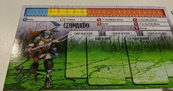 IDW-CMON-TMNT-Zombicide-Leonardo-Player-Card