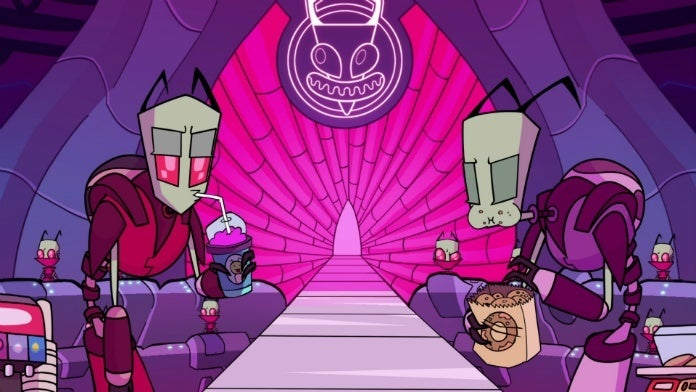 invader zim tallest cropped hed