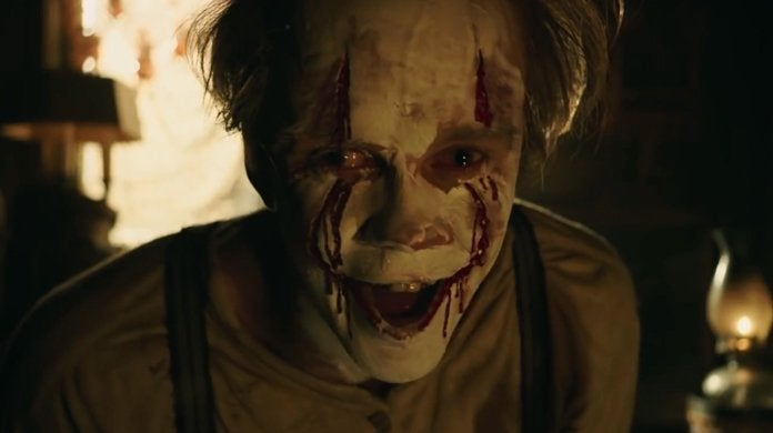 it chapter two bill skarsgard pennywise