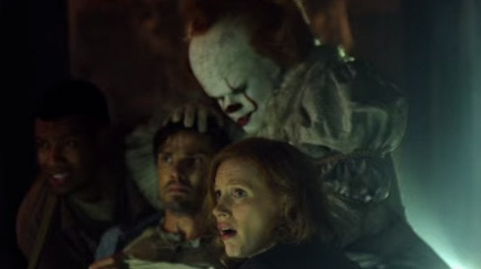 it chapter two pennywise losers club jessica chastain