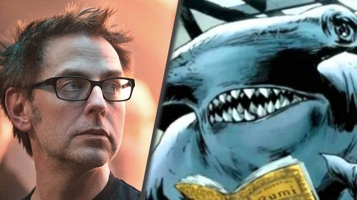 james gunn king shark birthday cake