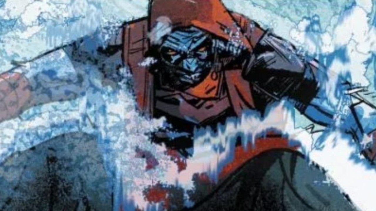 Jason Todd Owns Batman's Team of Heroes By Himself