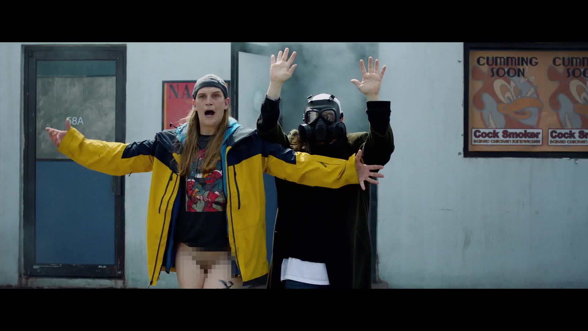 Jay and Silent Bob Reboot - Official Red Band Trailer [HD] screen capture