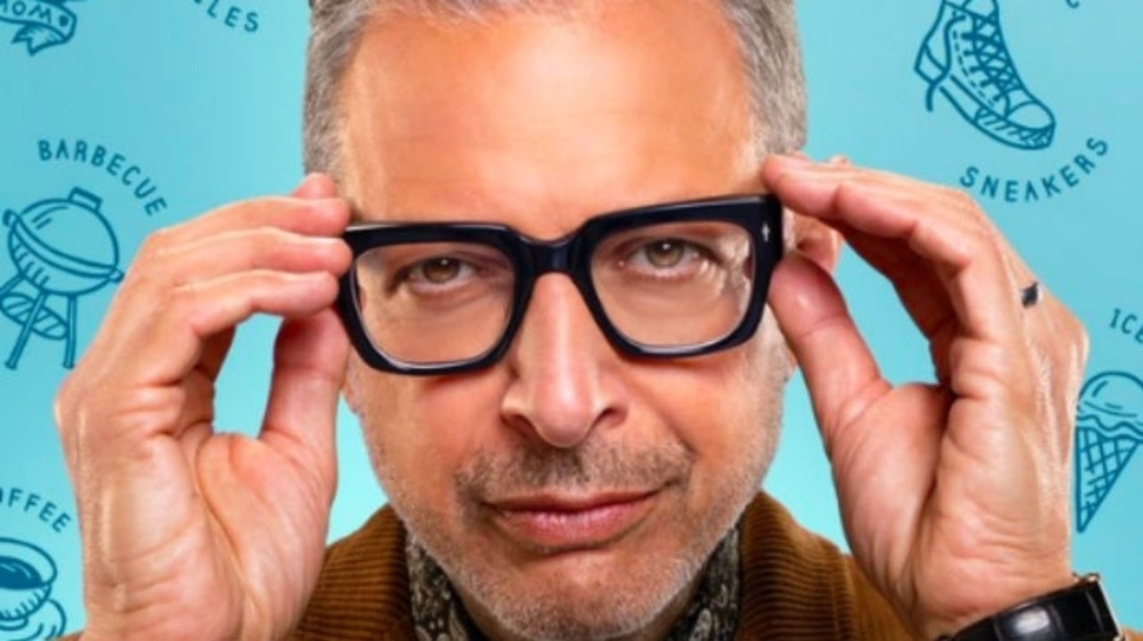 The World According to Jeff Goldblum Poster Released By Disney+