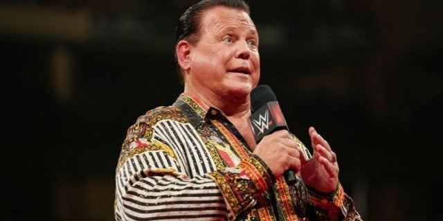 Jerry Lawler Wore One of Dwayne Johnson's Old Shirts on WWE Raw This Week