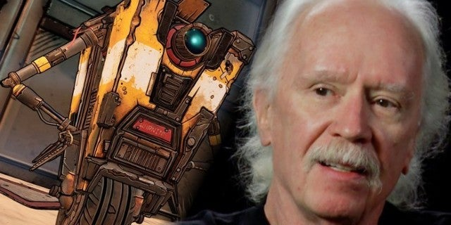 "Horror Legend John Carpenter Is ""Getting Psyched"" for Borderlands 3"