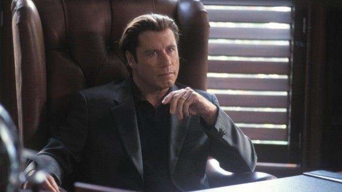 John Travolta Punisher