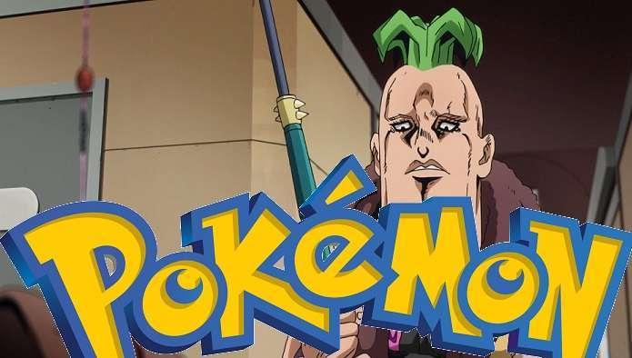 JoJo Pokemon