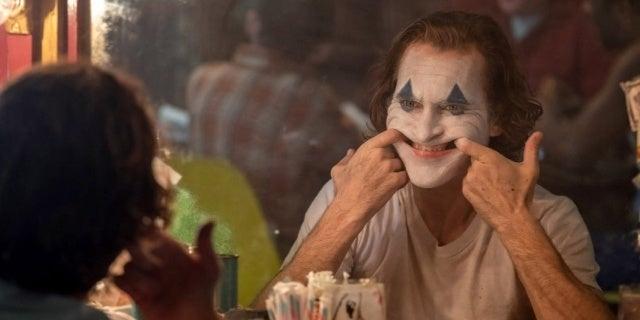Joker: Joaquin Phoenix Cracks a Smile in New Photo