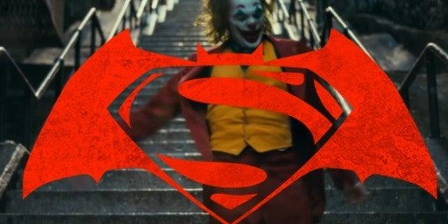 Joker  Movie   Batman v Superman Easter Egg