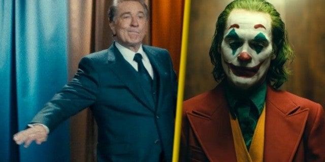 Marc Maron Describes Working With Robert De Niro in New Joker Movie