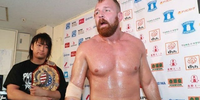 Jon Moxley Says He 100% Plans on Being at WrestleKingdom 14