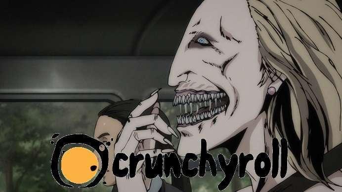 Junji Ito Crunchy