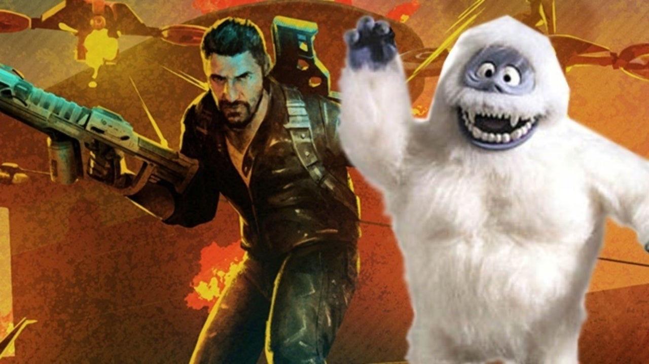 just cause 4 yeti snowman easter egg 1185681