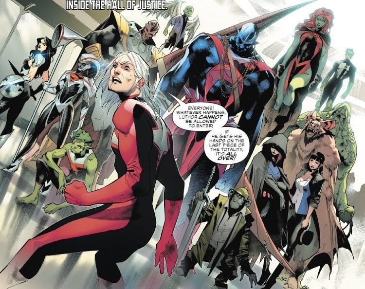 justice league 30 1