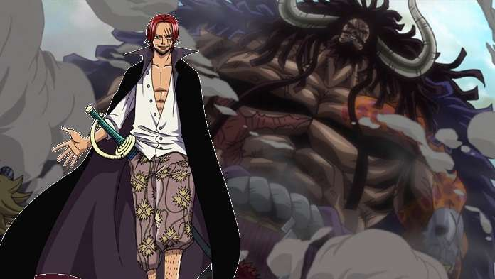 New One Piece Chapter Makes Clever Shanks Parallel