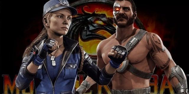 Mortal Kombat Reboot's Kano, Sonya Blade, and More Share Training Videos