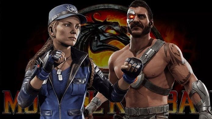 Mortal Kombat Reboot S Kano Sonya Blade And More Share