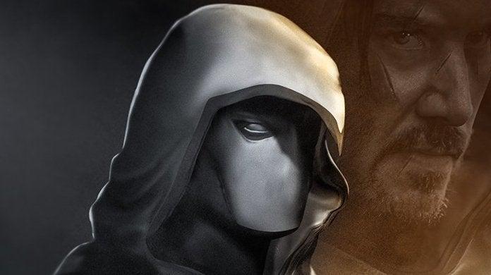 Keanu Reeves Moon Knight Artwork by BossLogic
