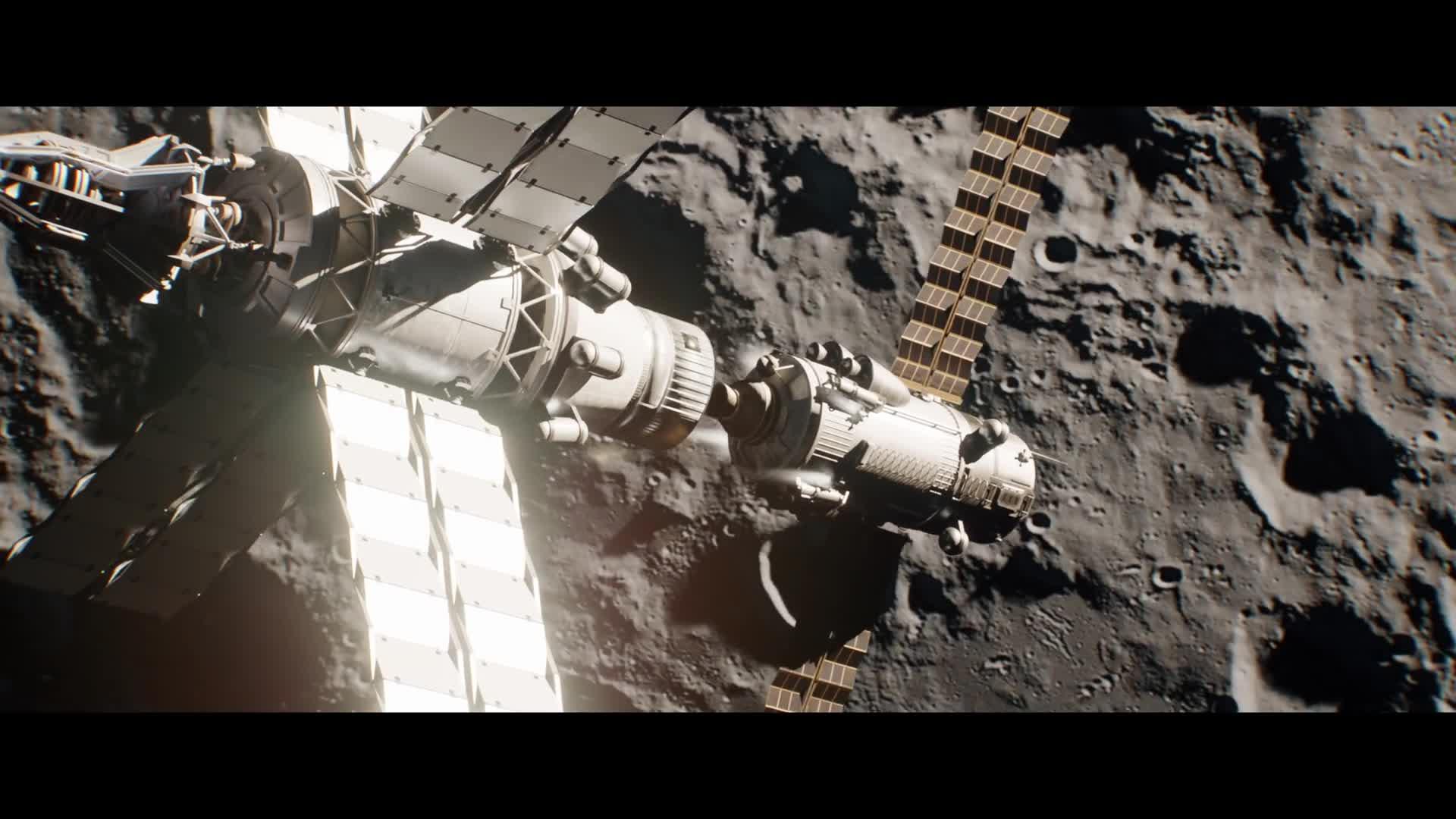 Kerbal Space Program 2 - Cinematic Announce Trailer [HD] screen capture